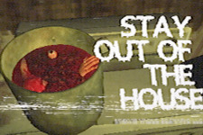VHS風味のローポリスラッシャーホラー『Stay Out of the House』が3月にSteam配信! 画像