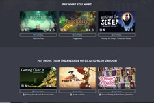 「Humble Indie Bundle 20」開催―『The First Tree』、壺おじ『Getting Over It』など話題作を収録 画像