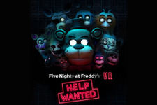 VR向け『Five Nights at Freddy's VR Help Wanted』の発売は5月28日に 画像
