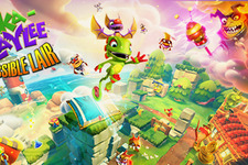 2.5DアクションADV『Yooka-Laylee and the Impossible Lair』発表―トレイラー初公開 画像