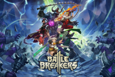 Epic Games新作『BATTLE BREAKERS』配信!コミック風のPC/モバイル向け基本無料RPG 画像