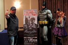 TGS 13: オープンワールド性が増した『バットマン:アーカム・ビギンズ』ハンズオフデモプレビュー&質疑応答