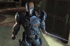 "『Batman Arkham Origins』の海外予約特典""Deathstroke Challenge Pack""紹介トレイラー"
