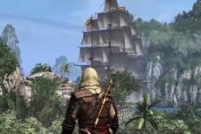 HBAO+など独自のグラフィック処理を紹介するPC版『Assassin's Creed IV: Black Flag』テクニカル映像 画像