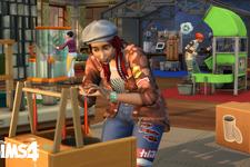 エコ生活で環境をクリーンに!『The Sims 4』新DLC「Eco Lifestyle」発表 画像