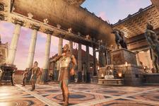 大理石が白く輝く『Conan Exiles』新DLC「アルゴスの建築家パック」配信―追従者への指示が快適になるアップデート40も 画像