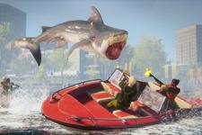 巨大サメになって大暴れするオープンワールドアクションRPG『Maneater』配信開始! 画像