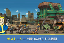 Vault運営SLG続編『Fallout Shelter Online』iOS/Android向けに日本語対応/基本無料で配信開始! 画像