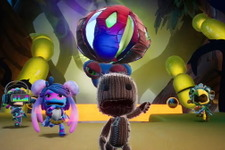 PS5『Sackboy A Big Adventure』発表! 『Little Big Planet』シリーズの最新作に 画像
