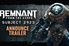 アクションRPG『Remnant: From the Ashes』最後の大型DLC「Subject 2923」発表