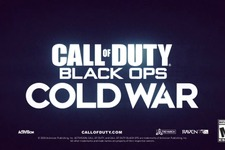 『Call of Duty: Black Ops Cold War』発表! 実際の歴史から着想を得たシリーズ最新作 画像
