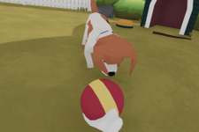 VRで犬をペットにしよう『You Can Pet The Dog VR』トレイラー公開! 画像