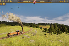 Epic Gamesストアにて鉄道会社運営SLG『Railway Empire』米開拓期ADV『Where The Water Tastes Like Wine』期間限定無料配信開始