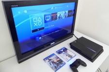 【PS4開封レポ後編】『KILLZONE』『BF4』をプレイ、DUALSHOCK 4、シェア機能、PS Vitaリモートプレイの使用感は? 画像