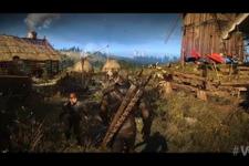 VGX: マルチ分岐ストーリーとオープンワールドを強調する『The Witcher 3』最新トレイラー 画像