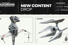 『STAR WARS:スコードロン』新マップや新スターファイター追加の無料アップデートを予告 画像
