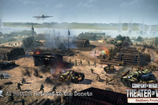 『Company of Heroes 2』のハリコフ攻防戦DLC「Southern Fronts」が配信開始、Steam Warokshopに対応も 画像