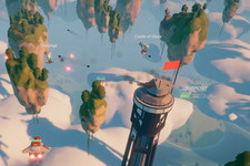 タワーディフェンスシューティング『Sky Fleet』トレイラー公開―空中都市を建設しタレットと共に防衛 画像