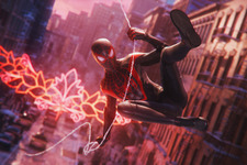 PS5『Marvel's Spider-Man:Miles Morales』新グラフィックモード「60fpsレイトレーシング」追加!