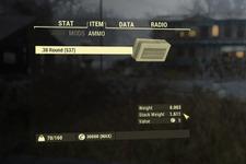 『Fallout 76』現地時間1月26日にインベントリ関連のQOL改善アップデートが実施 画像