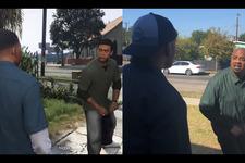 最近パロディが続出している『GTA V』のワンシーンを声優本人が実写再現! 画像
