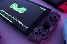 Ryzen搭載のスイッチ風ゲーミングUMPC「AYA NEO」登場!『サイバーパンク2077』もプレイ可能【UPDATE】