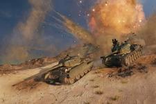 """オンラインマルチ戦車ACT『World of Tanks』Steam版発表! リリース時期は""""まもなく"""""""