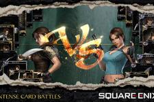 『Tomb Raider』のスピンオフiOS向けカードゲーム『Lara Croft: Reflections』が海外向けに無料リリース開始 画像