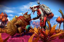 ペットと一緒に探検!『No Man's Sky』飼育や卵のプレイヤー間交換、遺伝子再構成も可能な「Companions」アップデート無料配信開始 画像