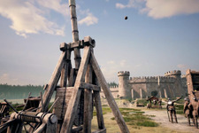 中世の破壊兵器を作る建築シミュレーション『Medieval Machines Builder』発表!中世一の発明家を目指そう 画像