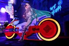 日本のアニメの影響受けた次世代PS VR対応シューティングACT『RUNNER』発表