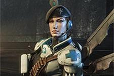 新作シューター『Evolve』に登場するメディッククラスの女性キャラクター「Val」が公開 画像