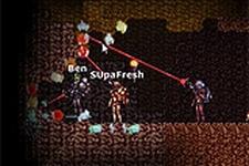 2Dサンドボックス『Edge of Space』にマルチプレイヤーモードが搭載、『Terraria』とのクロスオーバーコンテンツも! 画像