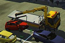 駐車場まで車を運ぼう! レッカー車シム『Towtruck Simulator 2015』がSteamで配信 画像