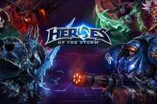 Blizzardが2014年に送るMOBA、『Heroes of the Storm』のアルファテストが本日開始! 画像