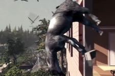 「Dead Island」パロディで描くヤギシミュ『Goat Simulator』の馬鹿馬鹿しいローンチトレイラーが炸裂 画像