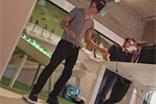 映画「バック・トゥ・ザ・フューチャー」のホバーボード! Oculus Rift+Kinect+バランスWiiボードの合わせ技 画像