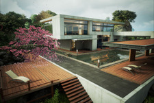 Unreal Engine 4を使用したiOS向け技術デモ「Zen Garden」が公開、iPadで動作する『PvZ: Garden Warfare』も 画像