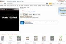 新作『Rise of the Tomb Raider』は現行機でも発売か?PS3/Xbox 360版が英国Amazonに掲載 画像