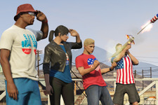 『GTA Online』アメリカ独立記念日をテーマにした期間限定「Independence Day Special」アップデートが開始【UPDATE】 画像