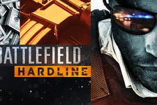 『Battlefield Hardline』ベータテストで行われたゲームの集計データを公開、9兆ドル盗まれる 画像