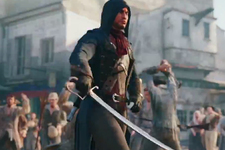 『Assassin's Creed Unity』海外向け最新トレイラーが二本同時公開、革命の中で暗躍するプレイ映像も 画像