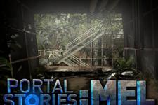 初期Apertureを描くファンメイド外伝『Portal Stories: Mel』Steam Greenlightに登場 画像