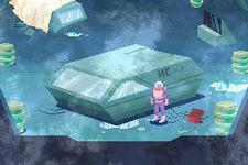 崩壊するコロニーから脱出を目指すSF-ADV『Alone With You』が正式発表、PS4/Vita独占で2015年リリース 画像