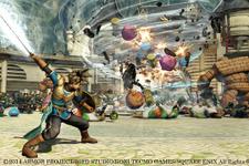 【SCEJA PC14】『ドラゴンクエスト ヒーローズ』がPS4/PS3で発表!歴代キャラ&モンスターが登場するアクションRPG 画像