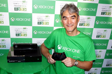 【Xbox One発売特集】泉水敬氏一問一答 ― 目標販売台数は「一台でも多く」 画像
