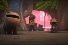【TGS2014】全てが進化した新作『リトルビッグプラネット 3』プレゼン、小島プロダクションから飛び入りも 画像