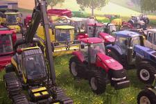 新作農業シミュ『Farming Simulator 15』朝から晩まで大忙しな農家を描く最新トレイラー 画像