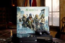 海外で『Assassin's Creed Unity』Xbox Oneバンドルが正式発表、『Black Flag』も同梱 画像