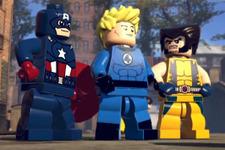 『LEGO マーベル スーパーヒーローズ ザ・ゲーム』日本語トレイラーが公開― 豪華声優が集結 画像